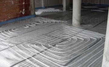 Изграждане на отоплителни инсталации в София-Стрелбище