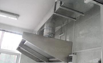 Изграждане на въздухопроводни системи в Бургас
