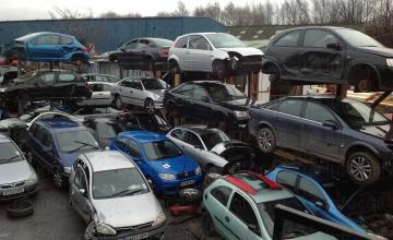 Изкупуване автомобили за скрап в Петрич - Ивием 04 ЕООД