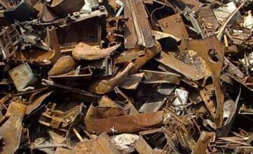 Изкупуване черни метали за скрап в Силистра - ИЕСТ Христо Христов ЕТ