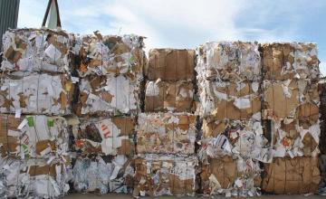 Изкупуване на хартия и найлон в Петрич