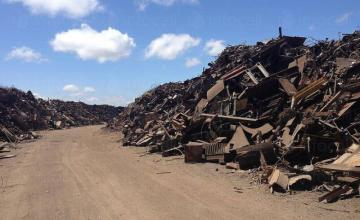 Изкупуване на желязо в Кирково-Кърджали