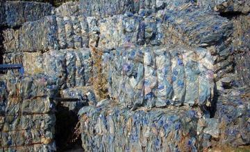 Изкупуване на отпадъчна пластмаса в Пазарджик