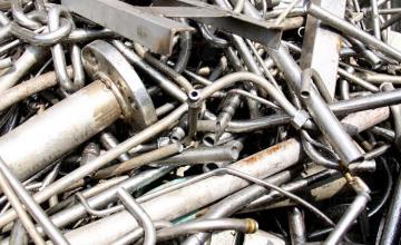 Изкупуване на скрап и отпадъци във Варна