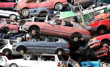 Изкупуване на стари автомобили за скрап