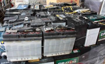 Изкупуване на вторични суровини - Варна Скрап