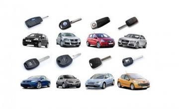 Изработка на ключове за автомобили във Варна