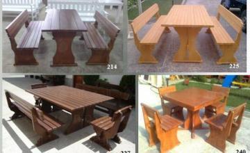 Изработка на пейки от масив в София-Овча Купел