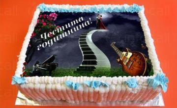 Изработка на торти за годишнина в София - ЕФИ