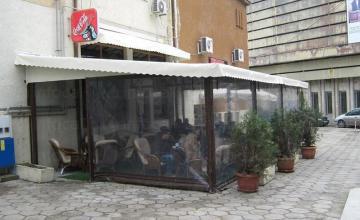 Изработка на ветрозащитни завеси в Бургас
