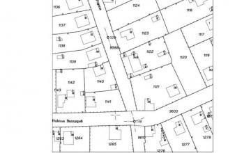 Изработване на кадастрални планове в Пловдив - План - Васил Петков