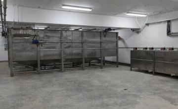 Изработване на съоръжения от неръждаема стомана в Пловдив - ЕЕS-Инженеринг