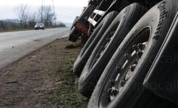 Изтегляне на МПС от канавки в Добрич