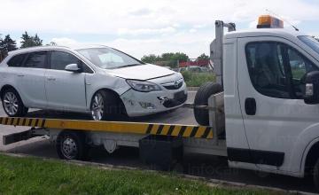 Изваждане МПС от дере/канавка в Русе - Милен Минчев