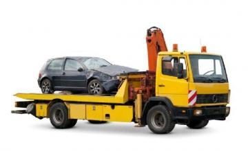 Изваждане на МПС от дере в Кърджали - Пътна помощ Кърджали