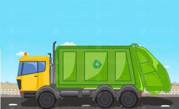 Извозване отпадъци в Петрич