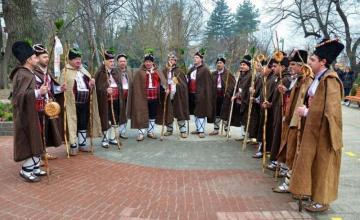 Коледарска група Айдемир-Силистра - НЧ Родолюбие 2006 Айдемир