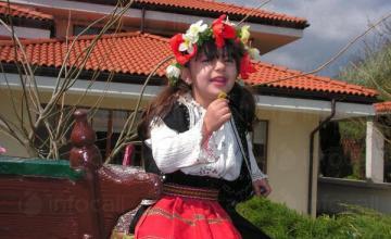 Коледуване и Лазаруване в община Каспичан