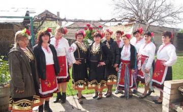 Коледуване и Лазаруване в община Русе