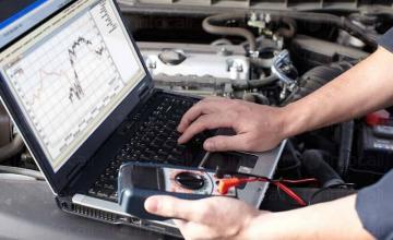 Компютърна диагностика на автомобили в Ботевград