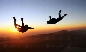 Курс за ускорено обучение по свободно падане в Ерден-Монтана