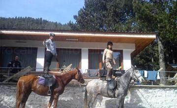 Курсове за начинаещи ездачи в Бачево, Разлог, Банско