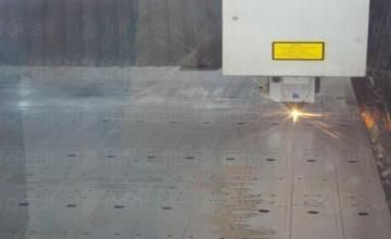 Лазерно рязане на метали в София-Надежда