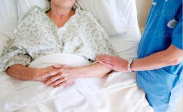 Медицински грижи за стари хора  - ДСХ Гълъбово