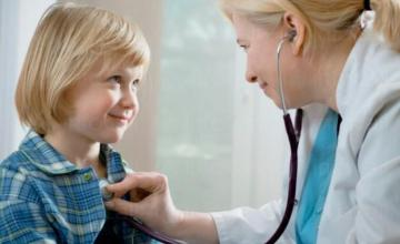 Медицинско наблюдение на деца