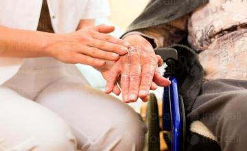 Медицинско наблюдение на стари хора  - ДСХ Ивайловград