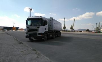 Международна спедиция на товари Девня и Варна - СИГДА ТРАНС ЕООД