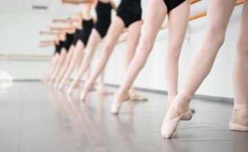 Модерен балет в община София