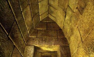 Могила Голяма Косматка, гробница Севт III