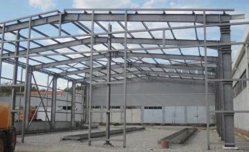 Монтаж и демонтаж метални конструкции в Панагюрище-Пазарджик