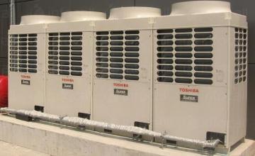 Монтаж на климатични инсталации в Бургас