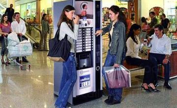 Монтаж ( поставяне ) на вендинг автомат в Кубрат - Миц - Мирослав Цветков
