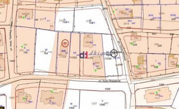 Набавяне на кадастрални карти в София-Център - Нотариус Мариана Кадънкова
