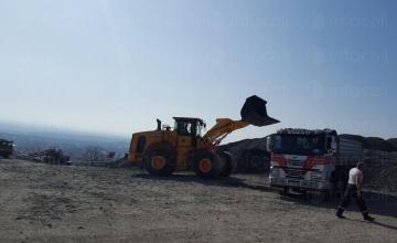 Наем на пътно строителна механизация в Бургас