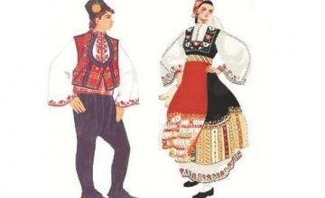 Народни танци в община Каспичан