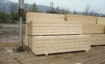 Обработка и бичене на дървен материал в Троян - НИван Трейд ЕООД