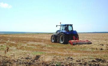 Обработка на земя в Долни Луковит-Плевен