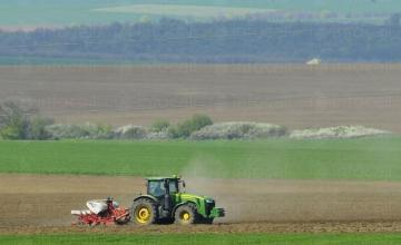 Обработка на земя в Септември-Пазарджик - Прогрес