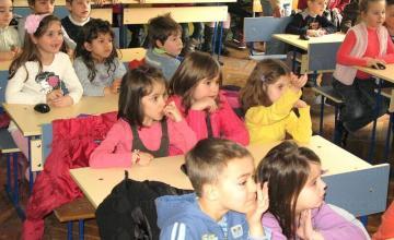 Обучение чужденци в подготвителен клас в Бургас-Рудник