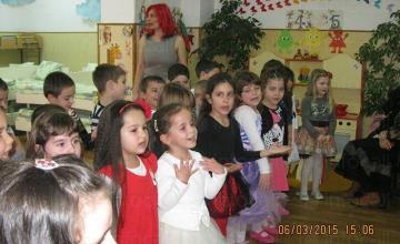 Обучение деца от 3 до 6 години в община Раковски