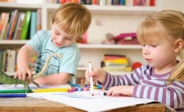Обучение на деца от 0 до 3 години в община Кнежа