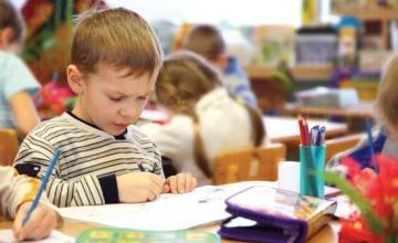Обучение на деца от 3 до 6 години в община Кнежа
