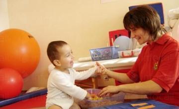 Обучение на деца със СОП - ЦСОП доктор Петър Берон Кърджали
