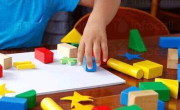 Обучение на деца в смесена група в община Кнежа