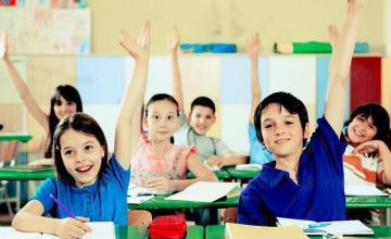 Обучение на ученици от 1 до 8 клас в община Ябланица