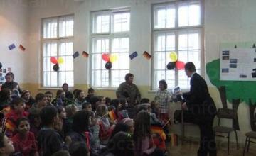 Обучение на ученици в община Брацигово - ОУ Христо Ботев село Бяга